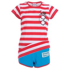Where to get these pajamas Wheres Wally 3156c4ccb