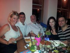 My family-Bia, David,Ters, Nandi, Ian