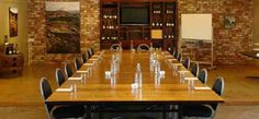 Meetings and Conferences at Hinton's #kwihospo #HintonsVineYard #KiwiRestaurant #KiwiVIneYard