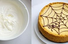 whip + click - Blog - Halloween Buttercup Squash CheeseCake