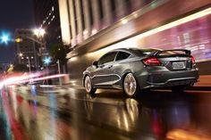 Honda will be introducing the 2014 Civic Si Coupe at the 2013 SEMA Motor Show in Las Vegas next month. 2014 Honda Civic Si, 2014 Civic, Honda Civic Si Coupe, Civic Coupe, Honda Cars, Honda Motorcycles, Diesel, Reliable Cars, Honda Models