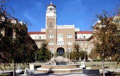 Texas Tech University, Lubbock, Texas