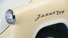 Zündapp Janus 1958