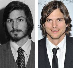 Ashton Kutcher to play Steve Jobs? http://www.glamourvanity.com/tv-movies/ashton-kutcher-to-play-steve-jobs-in-biopic/