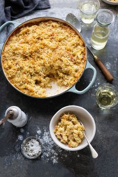 Cauliflower mac