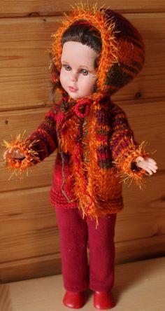 Vidal Rojas – Oblečení na panenky – album na Rajčeti Crochet Hats, Fashion, Knitting Hats, Moda, Fashion Styles, Fashion Illustrations