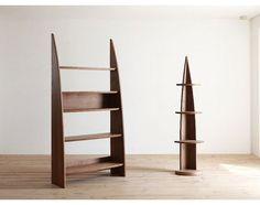 広松木工 WFブックシェルフ Furniture Hardware, Ladder Bookcase, Shelves, Inspiration, Vintage, Storage, Home Decor, Products, Environment