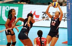 Nagoya, Japan -- Thailand was beaten by the Dominican Republic in the opener of the FIVB Women's World Grande Champions Cup volleyball match Tuesday in Japan. The world's eighth ranked Dominican Re...