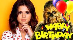 Selana Gomez Birthday