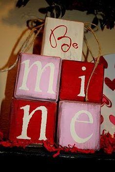 Cutest Valentines day decoration....