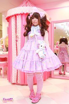 Lolita shopping spree