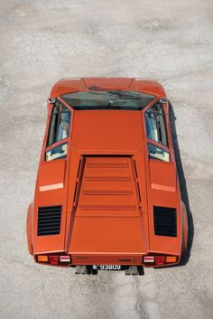 1979 Lamborghini Countach LP400S Series / GentleCar
