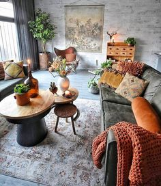 "9,621 Likes, 70 Comments - Bohemian Decor (@bohemiandecor) on Instagram: ""Photo via @yvonne_kwakkel #bohemiandecor"""