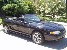 1998 mustang convertible......mine was silver with a black convertible top