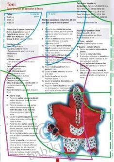 Одежда для куклят - выкройки и схемы / Мастер-классы, творческая мастерская: уроки, схемы, выкройки кукол, своими руками / Бэйбики. Куклы фото. Одежда для кукол Sewing Doll Clothes, Baby Doll Clothes, Sewing Dolls, Toddler Dolls, Baby Dolls, Doll Dress Patterns, Sewing Patterns, Knitted Dolls, Crochet Dolls