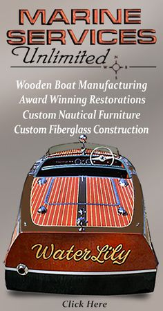 The ACBS – Antique Boat Museum Symposium / Workshop, Another Successful Event In Clayton | Classic Boats / Woody Boater