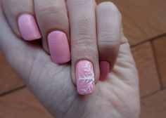 Beauty blog: Zimní nail art