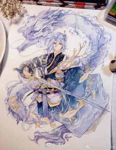 Cute Anime Character, Character Art, Character Design, Novel Characters, Anime Characters, Anime Prince, Cute Art Styles, Dibujos Cute, Anime Sketch
