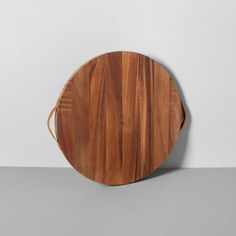 Round Acacia Wood Cutting Board - Hearth & Hand™ with Magnolia : Target