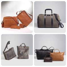 Beautiful Longchamp men's collection for Spring 2013
