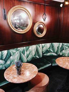 Les Philosophes - Restaurants in Geneva - Geneva lifestyle blogger Bar Interior, Interior Decorating, Geneva, Restaurant Bar, Switzerland, The Good Place, Restaurants, Interiors, Lifestyle