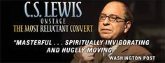 IRVINE,CA-C. S. LEWIS ONSTAGE-THE MOST RELUCTANT CONVERT-IRVINE BARCLAY THEATER-FELLOWSHIP FOR PERFORMING ARTS