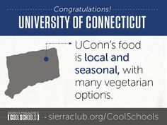 #9 University of Connecticut | Cool Schools 2014 - sc.org/2014Top10
