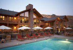 Lodge at Canyon River Ranch - Ellensburg