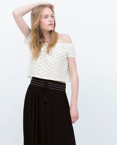 FLOWING SKIRT - View all - Skirts - WOMAN | ZARA United Kingdom