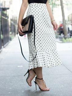 Flirty, feminine look on the blog! #ootd