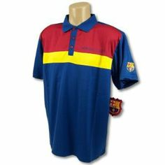 FC BARCELONA SOCCER PERFORMANCE POLO SHIRT SZ XL by F.C. Barcelona. $27.94. Officially licensed by the Soccer. Top Quality, Manufactured by Rhinox Group. Officially licensed by the FC Barcelona. Officially licensed Football Club Soccer Polo shirt. Stay stylish and show your team spirit. 100% polyester design is lightweight and breathable. Perfect for everyday wear. Stylish and casual. Machine washable. Top-quality construction. Built to last for seasons to come. Official team...