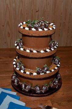 Cake Cookie Cake Grooms Cake Grooms Cakes Pinterest
