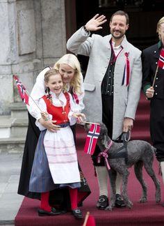 Norwegian National Day 2013