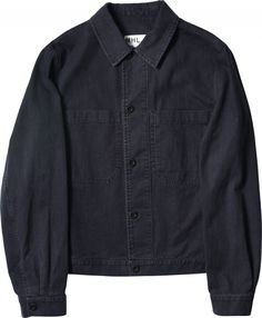 MARGARET HOWELL - MHL SIMPLE POCKET JACKET - JACKETS - MEN