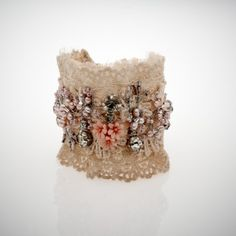 Antique Lace Cuff - so gorgeous, you could wear it anywhere.