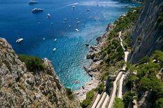Via Krupp,  Capri, Campania