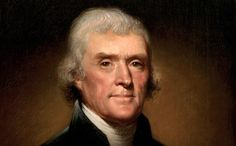 """""""God who gave us life gave us liberty. And can the liberties of a nation be thought secure when we have removed their only firm basis, a conviction in the minds of the people that these liberties are of the Gift of God? That they are not to be violated but with His wrath?"""" -– Thomas Jefferson, Notes on the State of Virginia, Query XVIII, p. 237."""