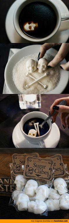 Los terrones de azúcar que querrás tener.