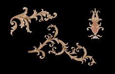 Baroque, Textiles, Cover, Vintage Design, Illustrations, Flower Art, Wraps, Luxury, Fabric