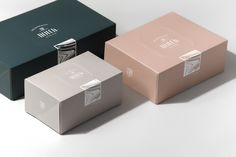 NOTCH on Packaging of the World - Creative Package Design Gallery Food Box Packaging, Baking Packaging, Dessert Packaging, Food Packaging Design, Coffee Packaging, Packaging Design Inspiration, Brand Packaging, Branding Design, Product Packaging