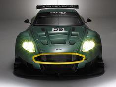 2005 Aston Martin DBR9.