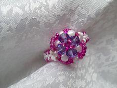 Gyűrű Amazing, Rings, Floral, Jewelry, Jewlery, Bijoux, Florals, Schmuck, Jewerly