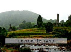 Ireland Family Vacations - Ireland vacation planning tools, including an interactive map of Ireland, by Jody Halsted, Ireland family travel expert.