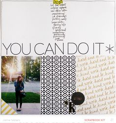 YOU CAN DO IT by jamiewaters at @studio_calico