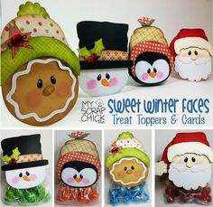 Sweet Winter Faces