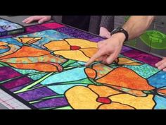Missouri Star Quilt Company Live- Using Black Fabric in your Quilts with Rob Appell of Man Sewing - YouTube