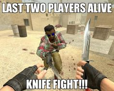 Old school gaming honor #CounterStrike via Reddit user JesseChrist
