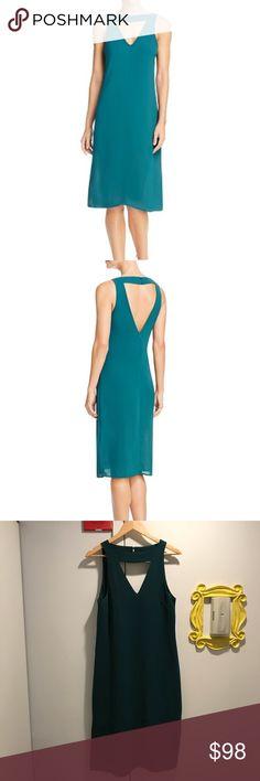 BARDOT Midi Collar Dress Only worn once. Perfect condition. Bardot Dresses Midi