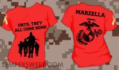 Custom Red Friday Shirt