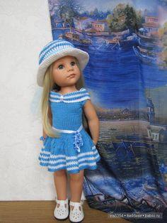 Мы любим шляпки... / Одежда и обувь для кукол - своими руками и не только…